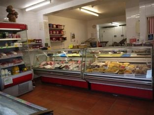 Nottinghamshire Butchers & Self Contained Flat For Sale