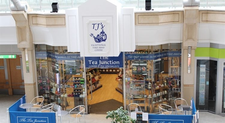 Coffee And Tea Shop In Norwich For Sale