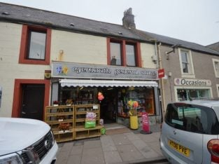 For Sale General Store With Accommodation, Eyemouth