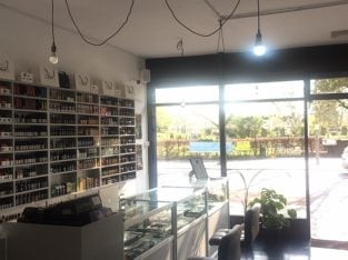 Well Established Vape Shop High Footfall London High Street For Sale