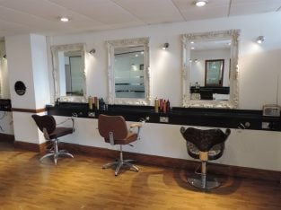 Well Established Profitable Hair Salon For Sale