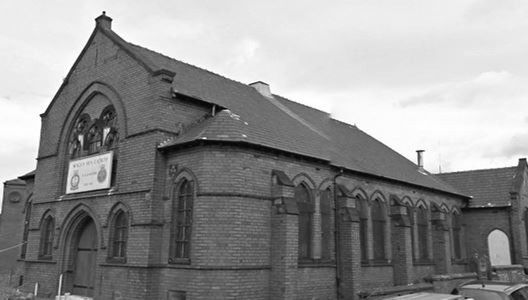 Manchester – Paranormal investigation at the old wigan sea cadets wigan
