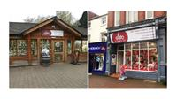 Staffordshire Two Specialty Home & Gift Shops For Sale
