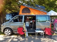 For Sale Classic Camper Holiday Business