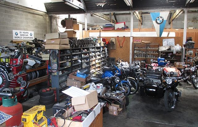 LEASEHOLD Vintage And BMW Bike Sales Repair And Restoration For Sale