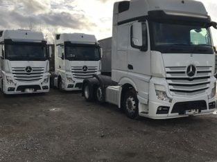 Manchester Haulage Company For Sale
