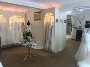 Olney Successful Bridal Boutique For Sale