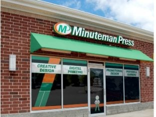 Warrington Minuteman Press Printing And Marketing Franchise For Sale