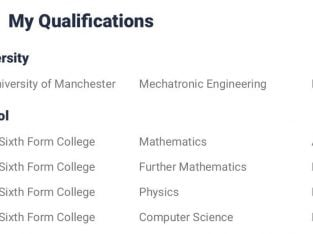 A-Level Maths and Physics Tutor