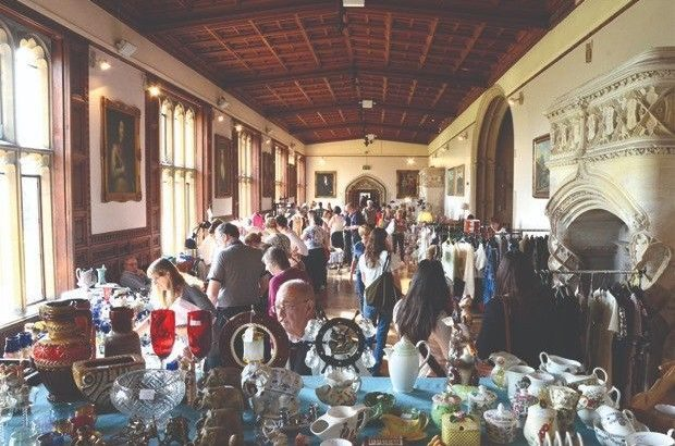 Long Ashton Antique Vintage and Collectables Fair