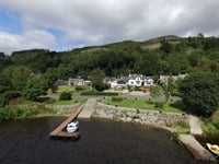 For Sale Achray House Hotel, Perthshire