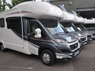 For Sale Successful Motorhome Hire Business In Southwest