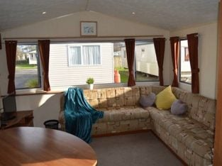 For Sale Short Stay Lettings Business W/ Two Caravans, Lakes