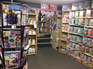 Large Knitting, Haberdashery And Gift Shop In The Cotswolds For Sale