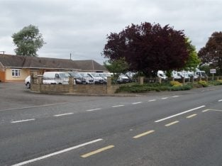 For Sale Sales & Repair Garage With Accommodation