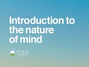 Every Sunday Introduction to the Nature of Mind