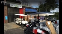 For Sale Golf Buggy & Passenger Shuttle Vehicle Business