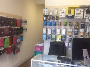 Leasehold Successfull Mobile Phone Repairs & Accessories Shop For Sale