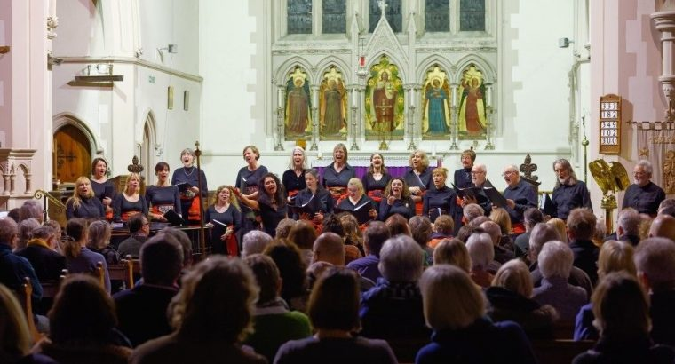 Celebrating 10th Anniversary Brighton & Hove Russian Choir Open to All