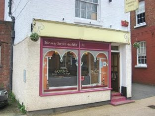 Well presented Indian And Bengal Restaurant With Takeaway In Shrewsbury For Sale