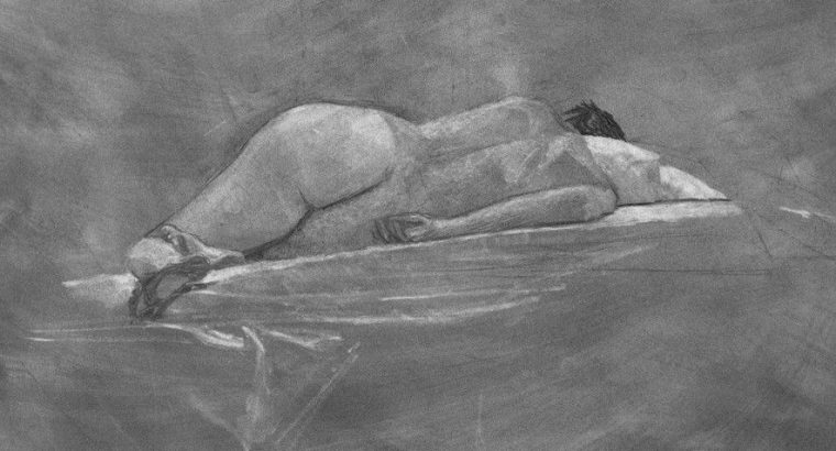 Looking for a Life drawing model