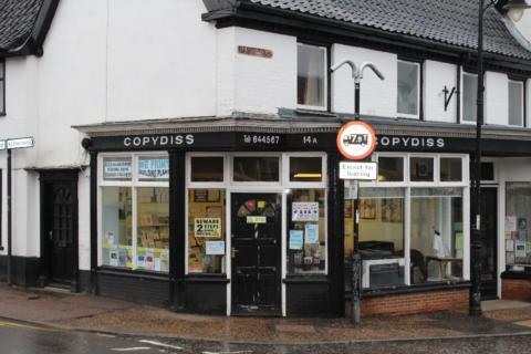 Diss Copying Business For Sale