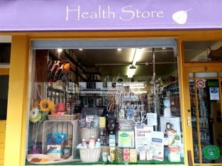 Health Store For Sale