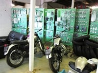 Leasehold Relocatable Motorcycle Spares And Accessories Retail Business For Sale