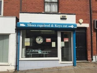 For Sale Shoe Repairs And Key Cutting With Engraving