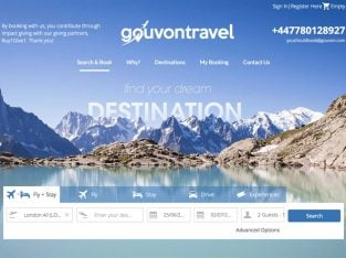 For Sale Super Smart Travel Booking Platform & Online Agency