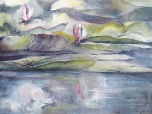Friday Mornings – Watercolour Workshop – Beginners & those wanting to refresh their skills