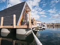 Luxury Floating Boutique Glamping/ Camping Pod Business For Sale