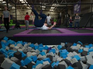 Leasehold Trampoline Park For Sale