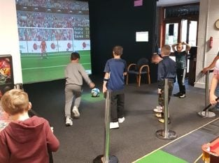 Sports Simulator Shop