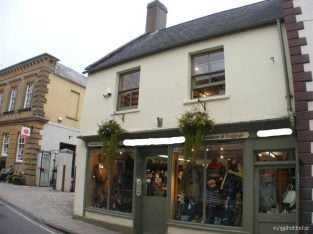 Successful Leather Goods And Accessories In Sherborne For Sale