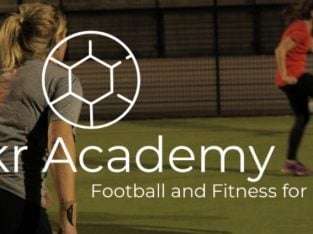 Football and fitness for mixed beginners