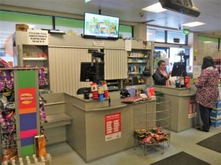 High turnover Supermarket & Convenience Store For Sale