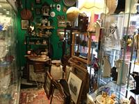 Very popular And Lucrative Antiques Shop For Sale