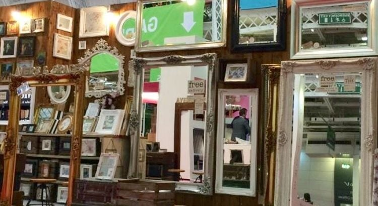 E-commerce Mail-Order Picture-Frames-And-Mirrors Business For Sale
