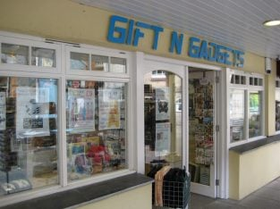 Well Established Gifts And Gadgets Shop In Truro For Sale