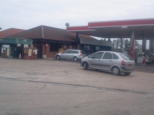Freehold Petrol Station In County Antrim Northern Ireland For Sale