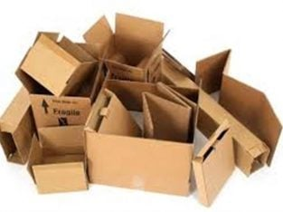 For Sale Cardboard Recycling Business