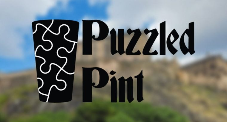 Social puzzle solving event Puzzled Pint