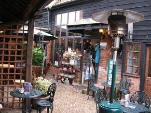 Unique Courtyard Craft And Antique Centre Galleries With Studios For Sale