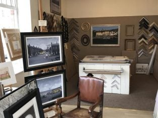 Stratford Picture Framing Centre And Art Gallery For Sale