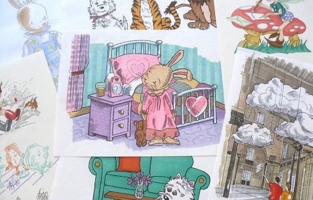 Professional and Experienced illustrator available