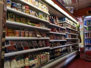For Sale News Agent Convenience Off Licence Eastern European Shop