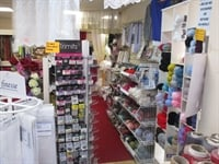 Buy a Haberdashery And Housewares Textiles Shop