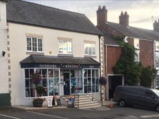 For Sale Busy Interiors And DIY Shop In Village Location
