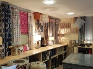 Leasehold Soft Furnishings And Interiors Business For Sale